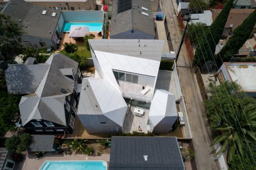Second House in Culver City Los Angeles