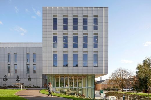 Teaching and Learning Building in Nottingham