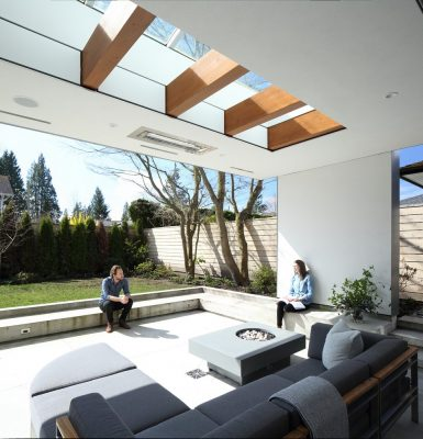 The Edge House in Vancouver