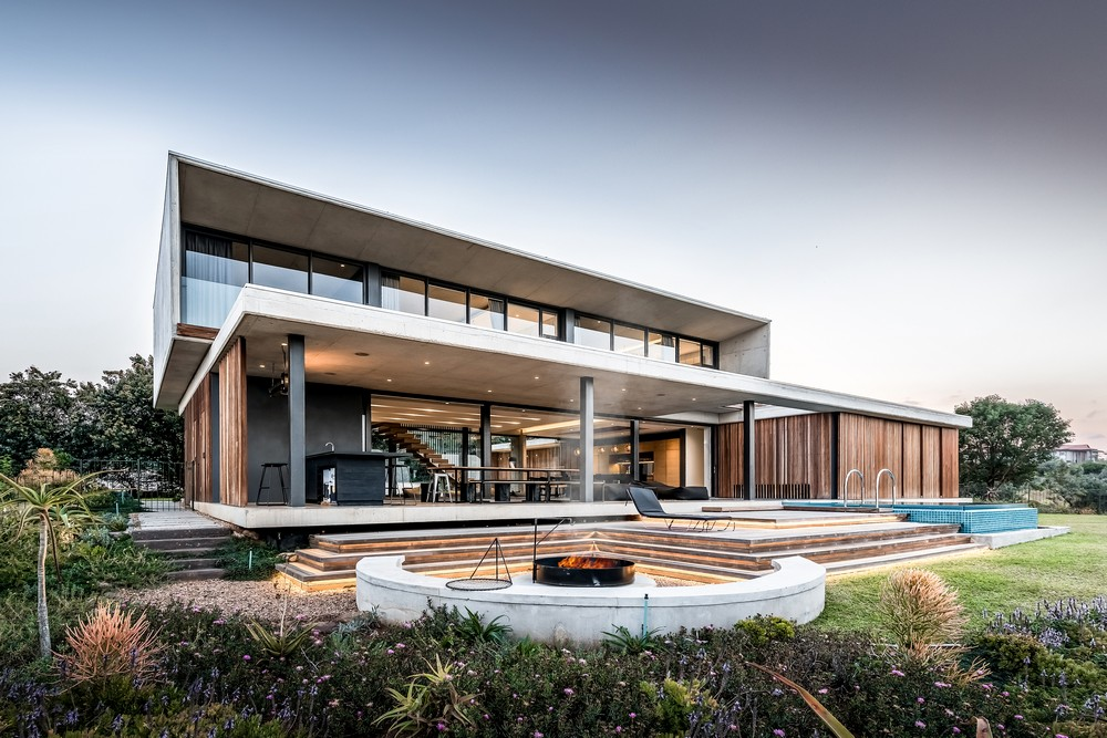 South African Houses: New Properties - e-architect