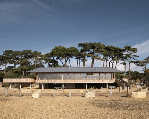 Lepe Visitor Centre