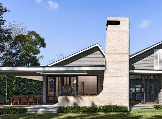 The Village House in Upper North Shore Sydney