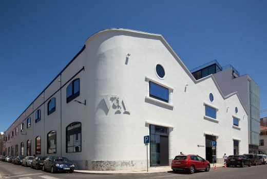 VdA HQ in Lisbon