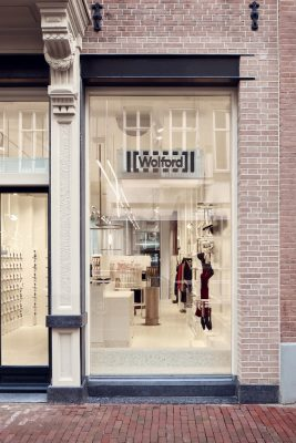 Wolford Flagship Store in Amsterdam