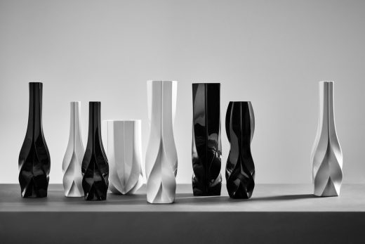 Contemporary Design Expo in Paris - Maison&Objet 2019 ZHD Braid Vases Candleholders