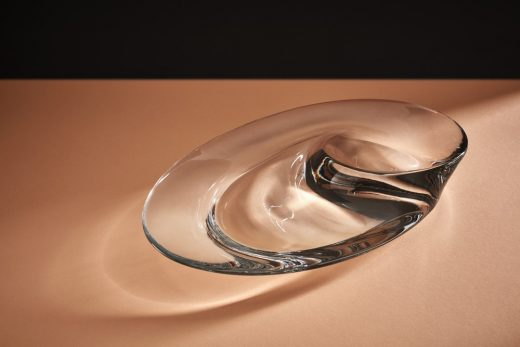 Zaha Hadid Design at Maison&Objet 2019 ZHD Swirl Bowl