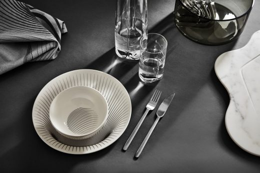 Zaha Hadid Design at Maison&Objet 2019 ZHD Table Setting