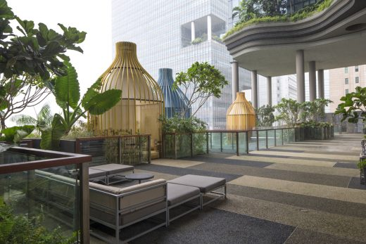 Architecture photo of Terrace in Singapore