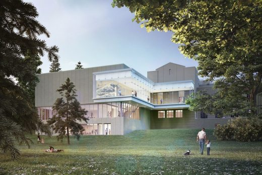 Asian Art Museum Renovation & Expansion by LMN Architects Seattle