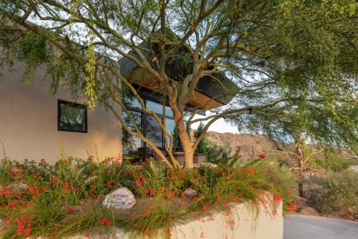 Cholla Hillside House in Paradise Valley Arizona