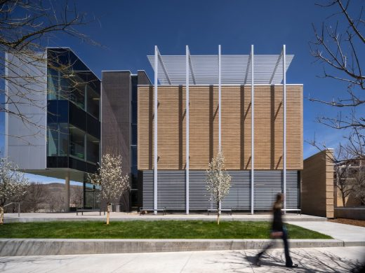 Colorado School of Mines building design by Bohlin Cywinski Jackson & Anderson Mason Dale Architects
