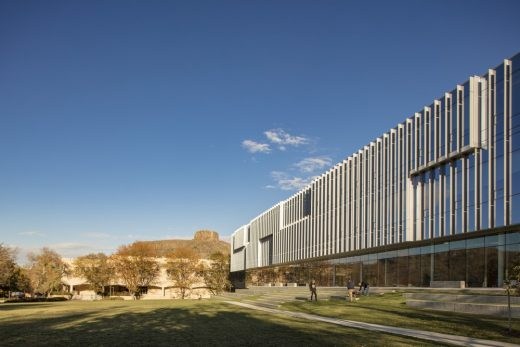 CoorsTek Center Colorado School of Mines building USA