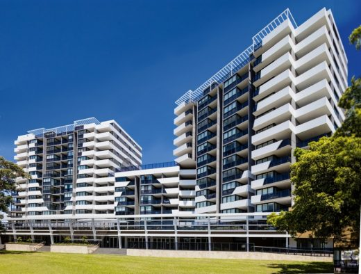 The Curtain Apartments, Wolli Creek, Sydney