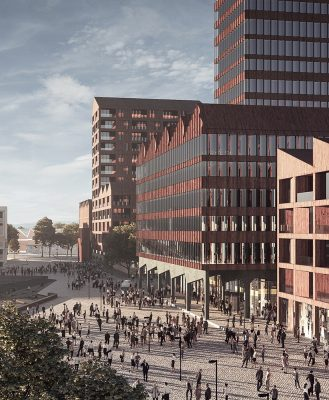 Europahafenkopf Bremen for Gustav Zech Foundation - German architecture news