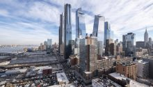 Fifteen Hudson Yards New York building