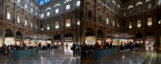 Fortnum & Mason London Lighting