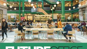 """Future Office: """"the first comprehensive picture of what the future might look like"""" from RIBA Publishing"""