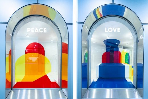 Homecore Shop in Les Champs Elysees Paris