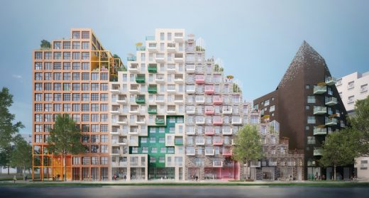 Hyde Park Residence Amsterdam architecture news