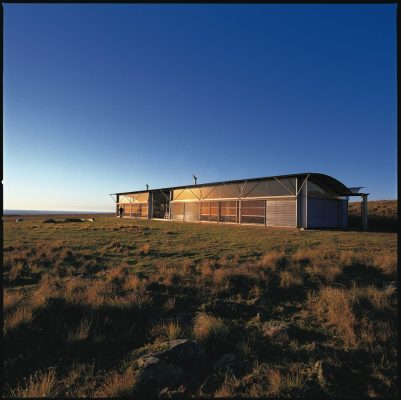 Mange House, Bingie Bingie, South Coast NSW by Glenn Murcutt Architect