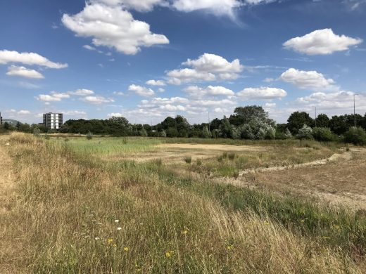 Site for Competition for New Model University in Milton Keynes