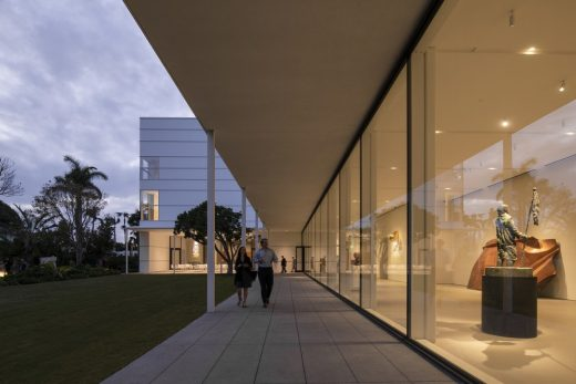 Norton Museum of Art Florida building design by Foster + Partners