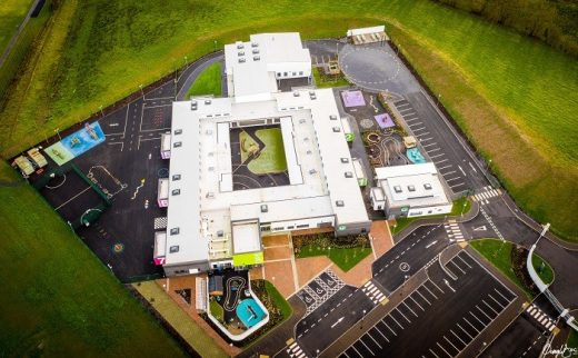 Omagh IPS: Tyrone's first Integrated Education Campus