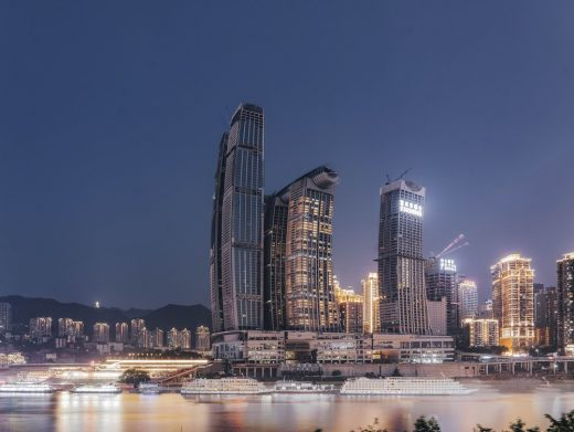 Raffles City Chongqing CapitaLand China development