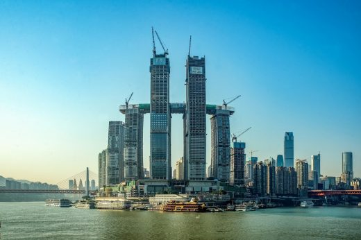 CapitaLand Raffles City Chongqing development - The Crystal