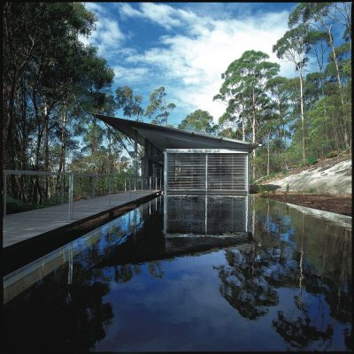 Simpson-Lee House, Mt Wilson Blue Mountains NSW by Glenn Murcutt Architect