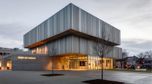 Speed Art Museum, Louisville, KY, USA, by wHY Architecture