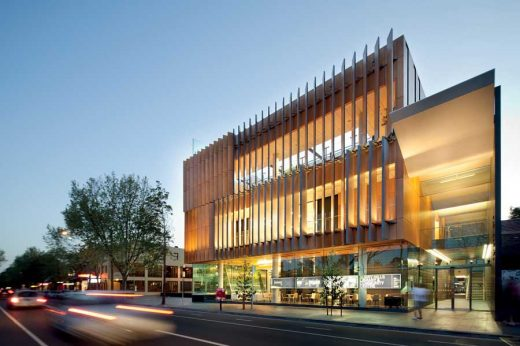 Surry Hills Library Building - Architecture Tours Australasia