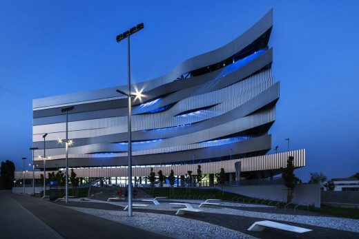 Duna Arena Budapest Architecture Tours