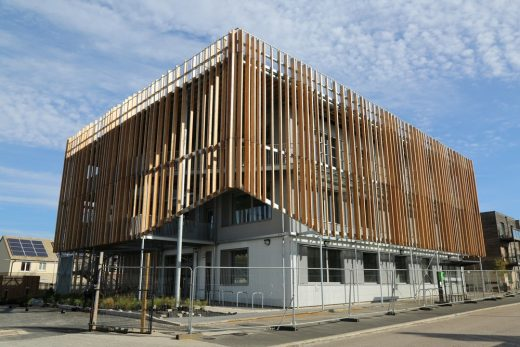 The Perch Eco Business Centre Bicester, Oxfordshire