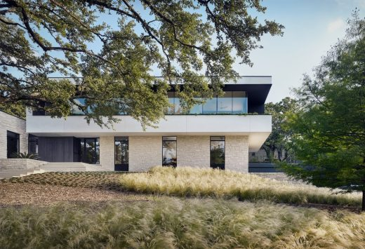 The Treetops House in Austin