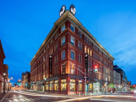 Walper Hotel in Kitchener Ontario
