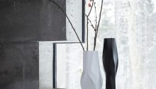 Zaha Hadid Design Weave vases for Rosenthal