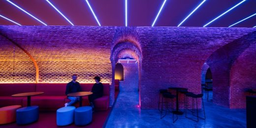 Bala Perdida Nightclub in Madrid