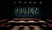 Berlin Bar in Moscow