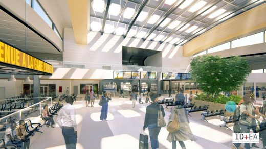 Contemporary Rail Development in Africa design by Iglo Architects
