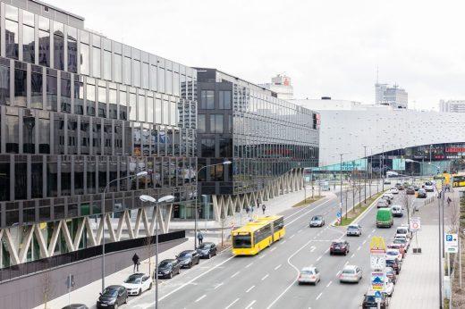 Funke Media Group HQ in Essen Germany