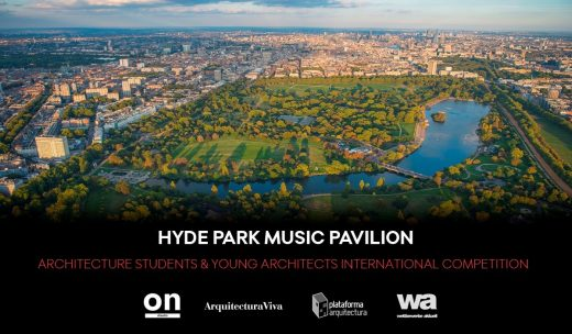 Hyde Park Music Pavilion Architecture Competition