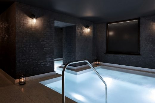 Jiva Spa and Wellness Centre in Victoria London