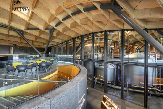 The Macallan Distillery and Visitor Experience, Craigellachie