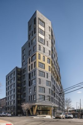 MLK Plaza Apartments in the Bronx