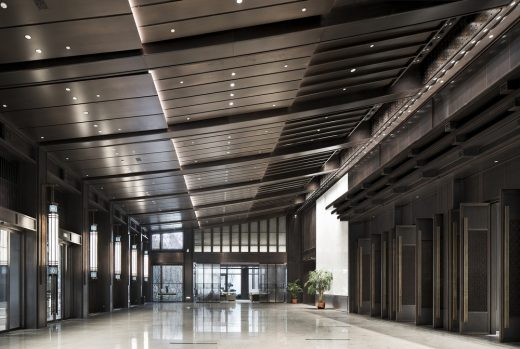 Multi-Purpose Hall of Shaoxing Hotel building