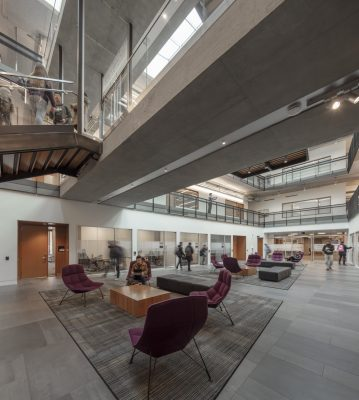 New Bill & Melinda Gates Center for Computer Science & Engineering