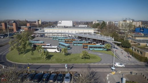 New Bus Interchange for Stevenage Town Centre