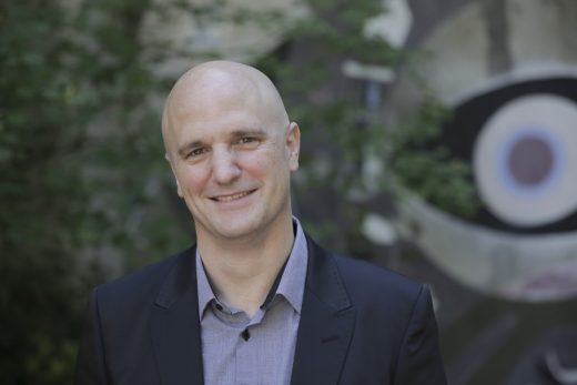 New Dean of The Bartlett School of Architecture Professor Christoph Lindner