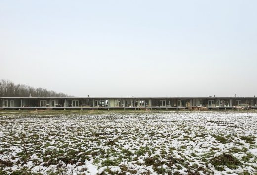 Oosterwold Co-Living Complex Almere